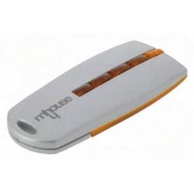 Télécommande Mhouse TX4 fréquence 433 Mhz 4 canaux