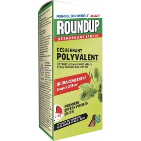 Roundup |Désherbant Polyvalent Action Rapide Concentré | 800ml | RMU800