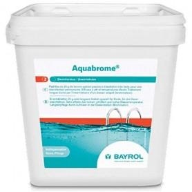 BAYROL AQUABROME PASTILLES - 2X5 KG DE PRODUITS CHIMIQUES