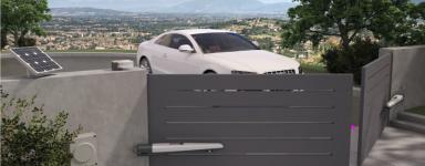 Motorisation pour portail